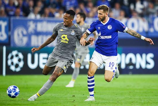 Prediksi Porto vs Schalke 04 29 November 2018