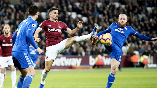 Prediksi West Ham United vs Cardiff City 5 Desember 2018